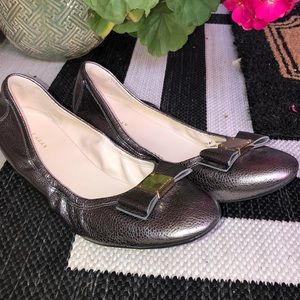 Cole Haan Emory Bow Ballet Flats 10